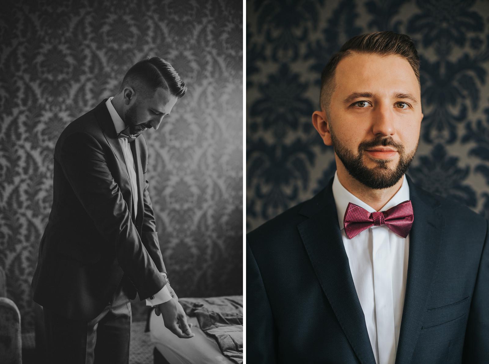 Hotel Czery Pory Roku, Hajnówka, Bielsk Podlaski, reportaż ślubny Hajnówka, fotograf na ślub, najlepszy fotograf ślubny, przygotowania ślubne, uśmiechnięci ludzie