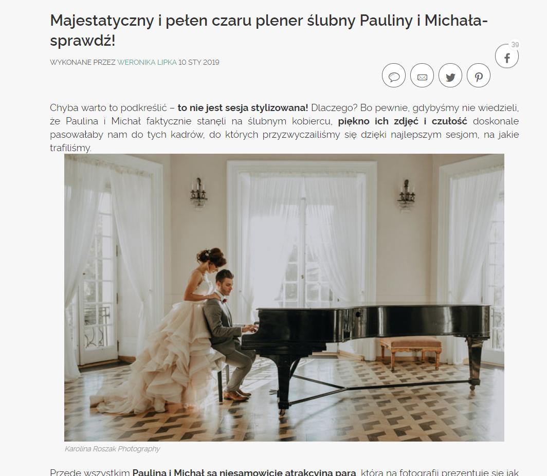 Paula & Michał