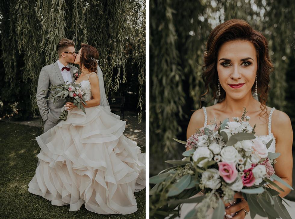reportaż ślubny Łochów Sala Kryształowa, fotograf ślubny Warszawa, wymarzony ślub, plener w dniu ślubu, first look
