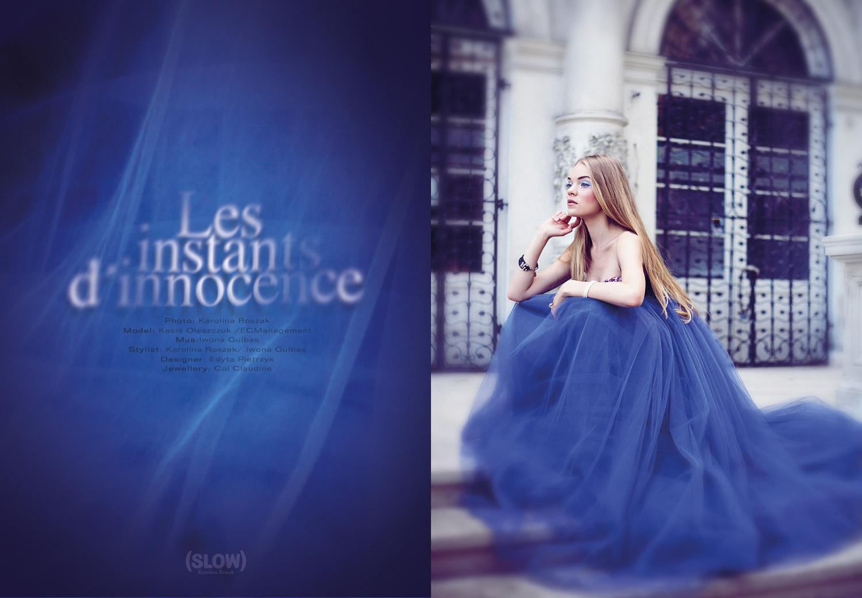 Les instants d'innocence