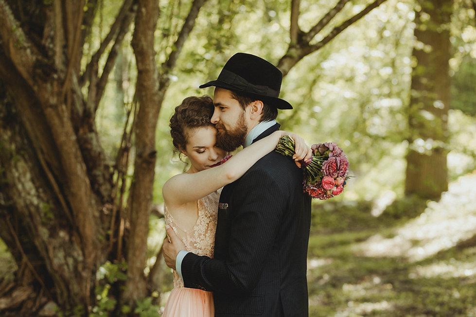 ślub plenerowy boho