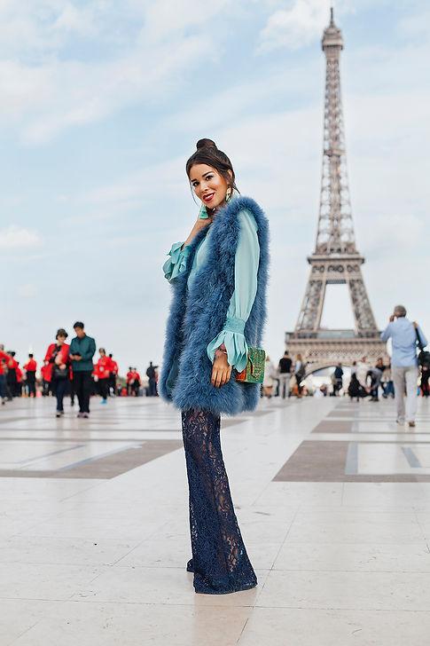 Macademian Girl, blogerka modowa, polska blogerka, fotograf na bloga, fotoraf warszawa, tamara gonzalez perea, sesja zdjęciowa w Paryżu