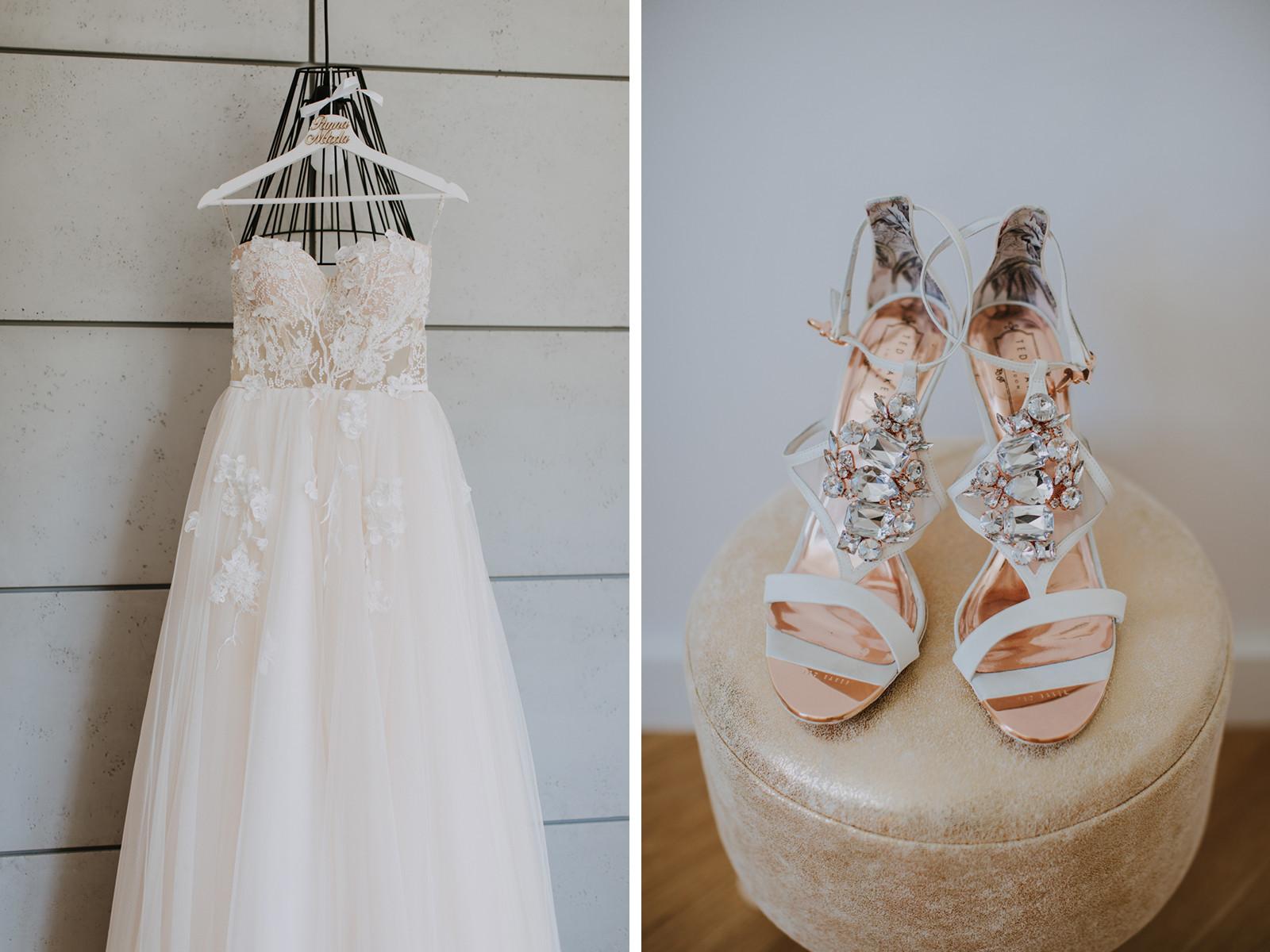 suknia ślubna, buty ślubne, rutykalny ślub warszawa