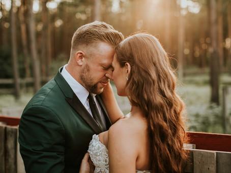 FIRST LOOK czyli pierwsze spotkanie przed ślubem