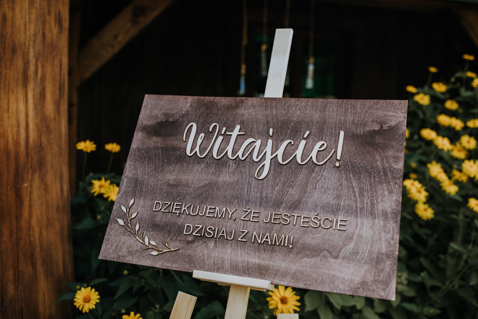rustykalne wesele, reportaż ślubny ogród babette