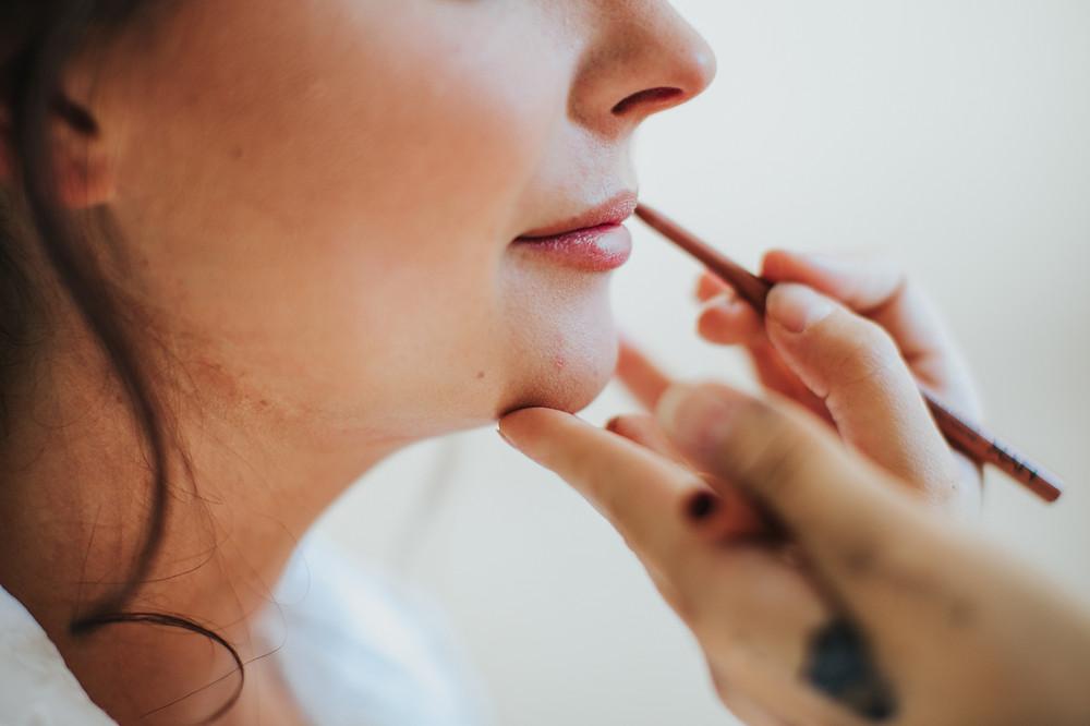 makijaż w dniu  ślubu