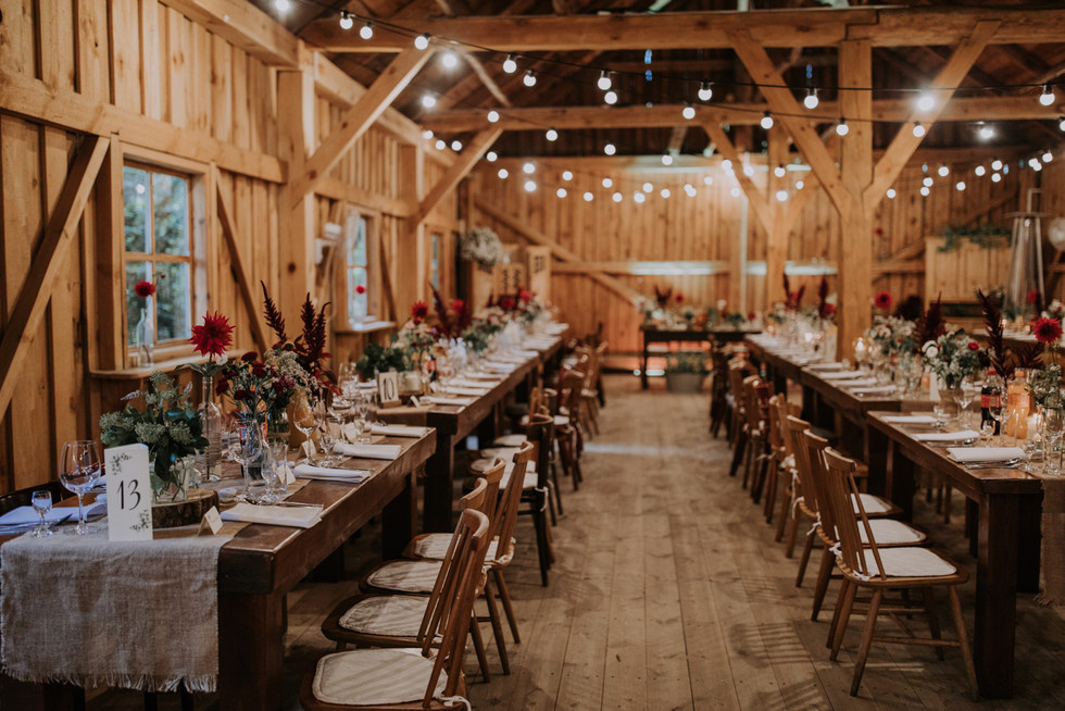 rustykalne wesele osada młyńska