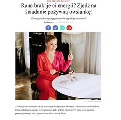 Ewa Szabatin dla VIVA.pl