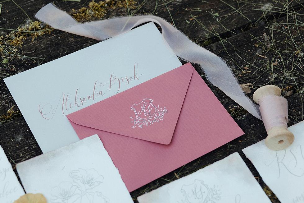 rustykane zaproszena ślubne