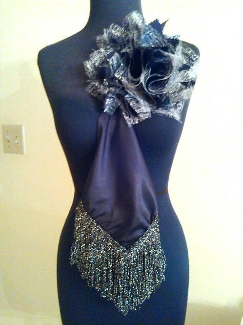 Fringe Lap Cloth-Shoulderkiss sold seperate