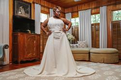 Lady Ingrid Wedding Gown