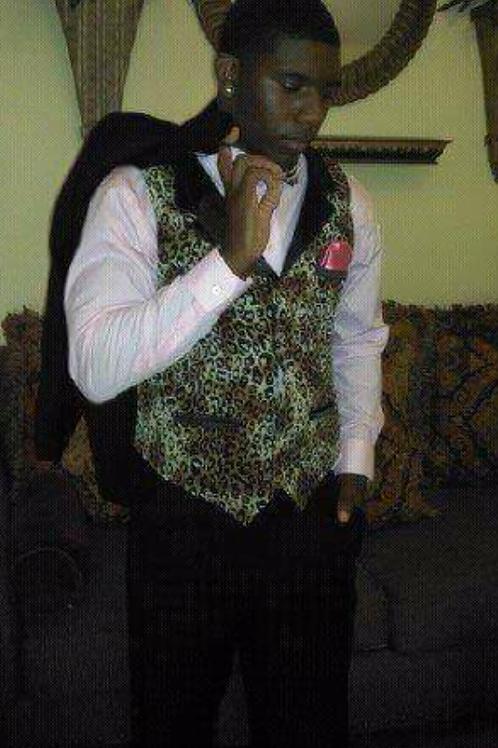 Custom Male Vest