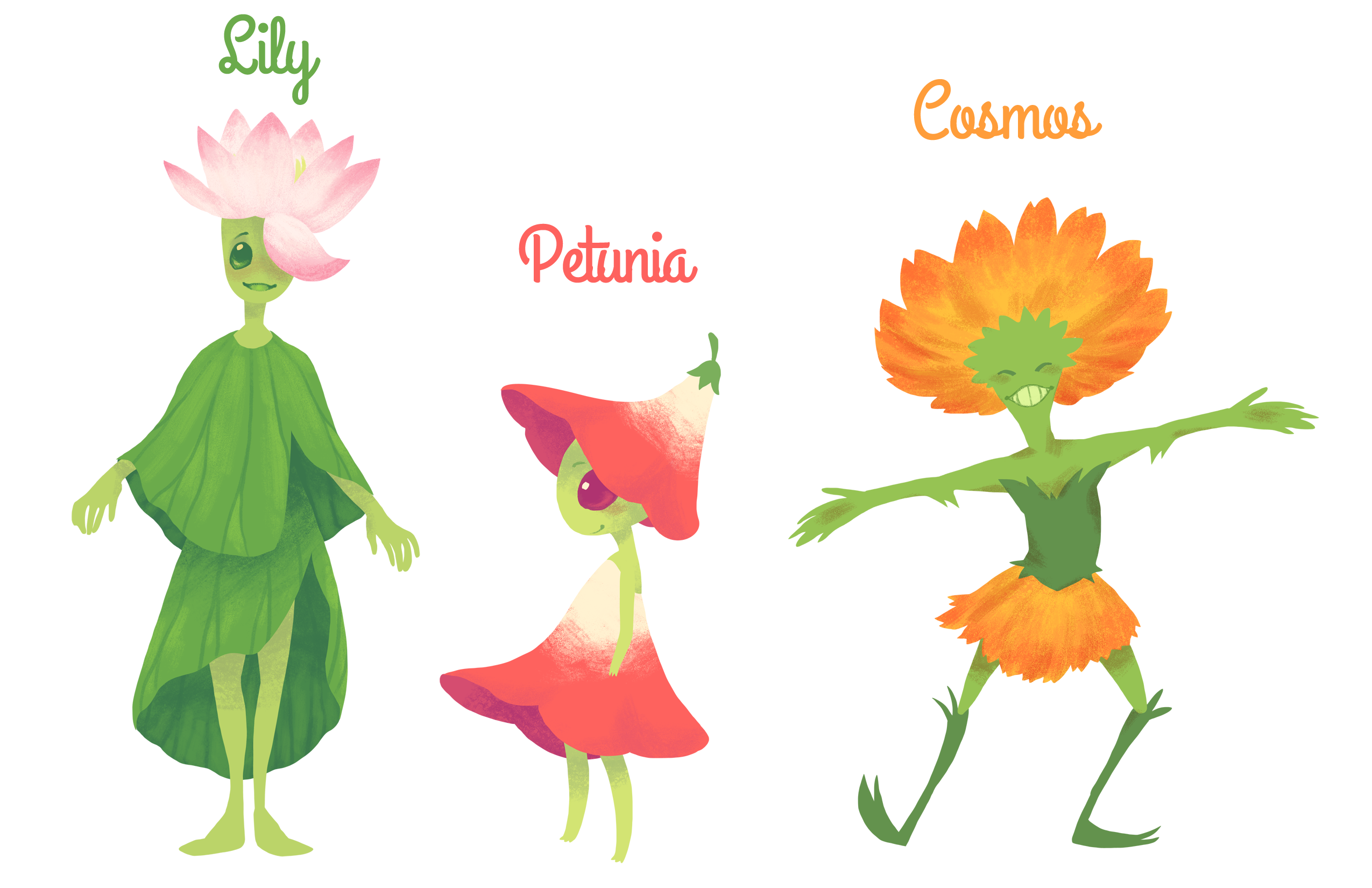 The Flower Folk
