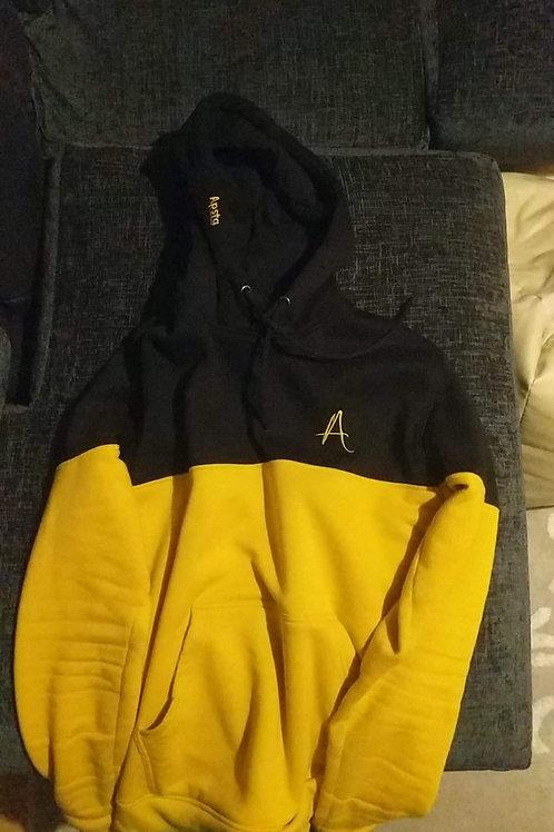 APSTA Yellow & Black Hoodie