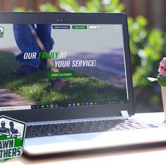 Lawn Bros Website