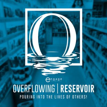 Overflowing Reservoir Logo