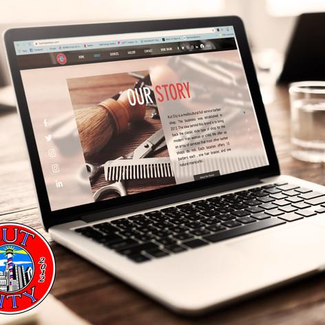Kut City Website