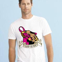 Beat Cancer T-Shirt Design
