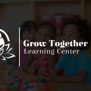 Grow Together Learning Center Logo