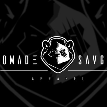 Homemade Savage Logo Design