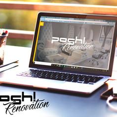 Posh Reno Website