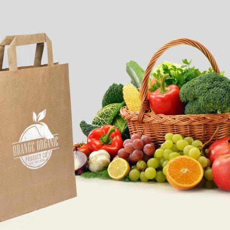 Orange Organic Produce Co_Shopping Bag.j