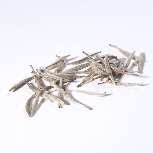 White Tip Silver Needle( only available 60g)