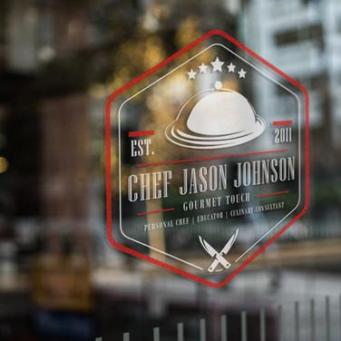 Chef Jason Johnson Logo