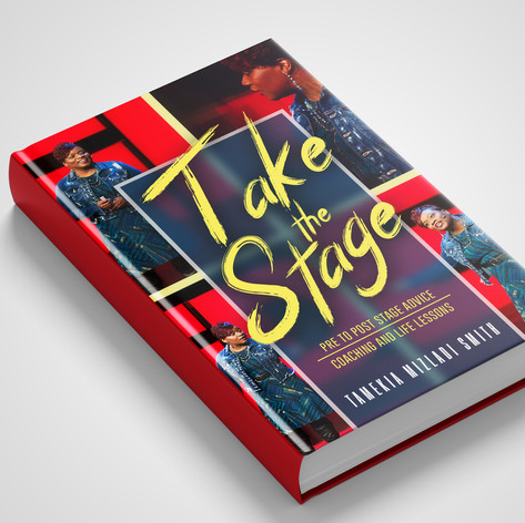 Take the Stage Book Cover