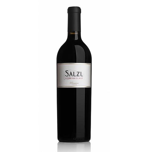 Rødvin fra Salzl Seewinkelhof, Østrig. 3-5-8 cuvee.