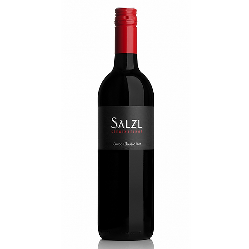 Rødvin fra Salzl Seewinkelhof, Østrig