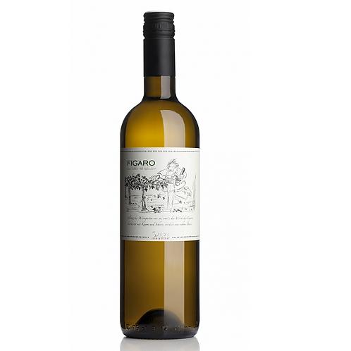 Fadlagret hvidvin fra Salzl Seewinkelhof, Grüner Veltliner, Figaro,Østrig
