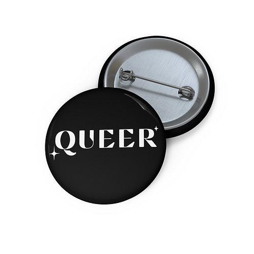 QUEER Pin Button