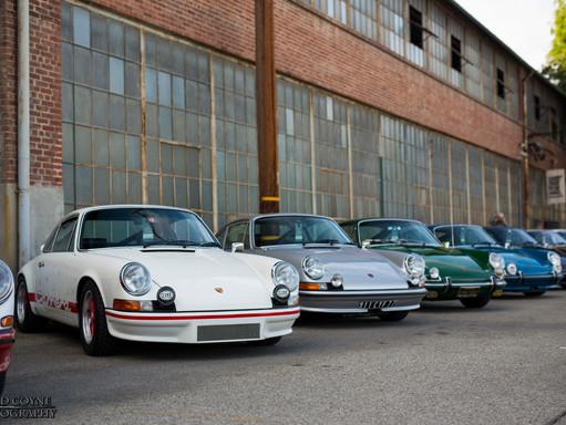Luftgekühlt III... A Porsche Dream