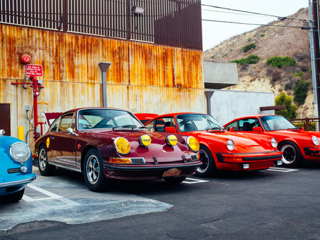 Another Kind Cafe: Cars and Coffee