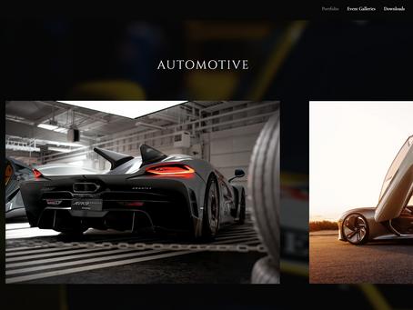 Website Redesign!