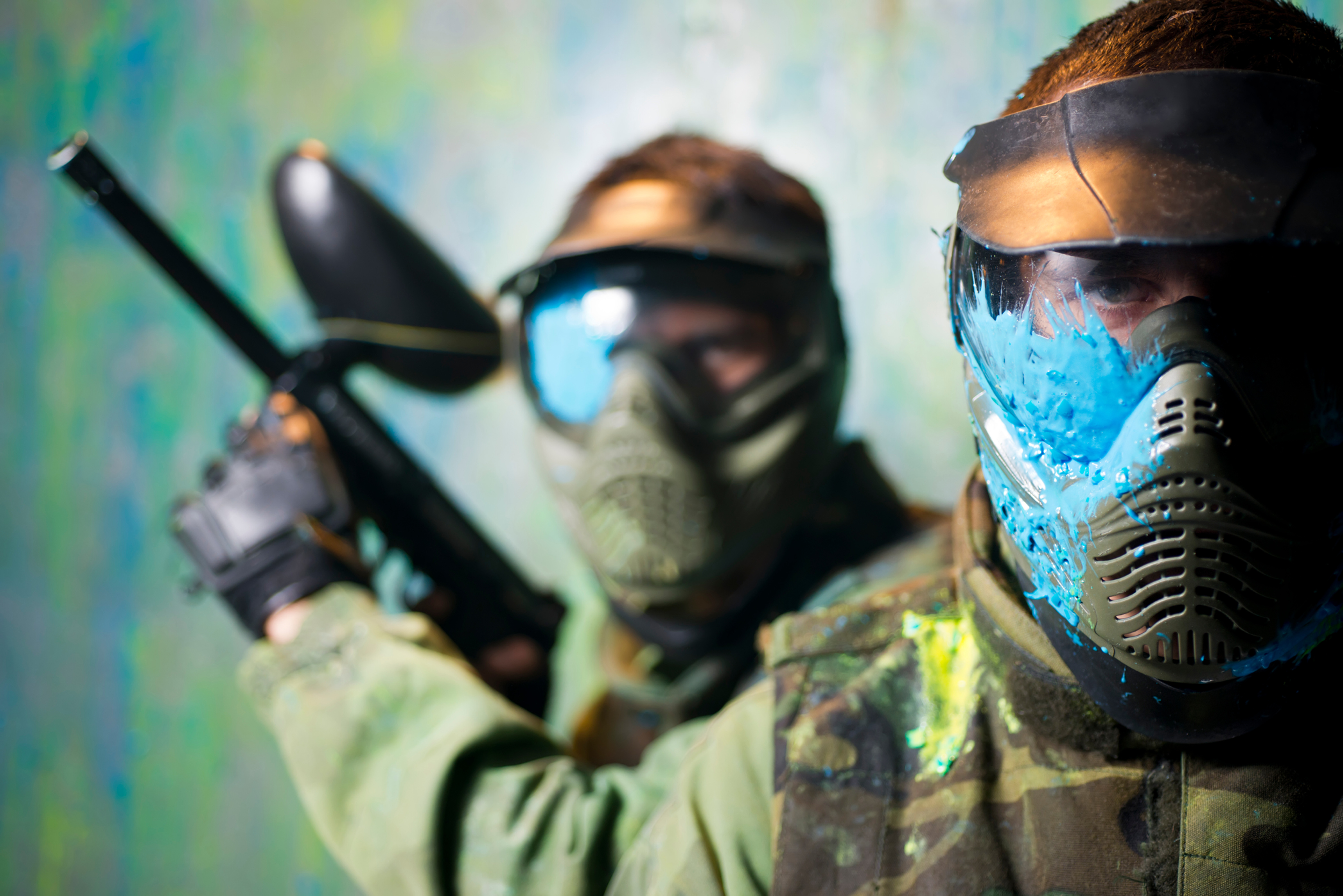Paintball Half-day Deal 1