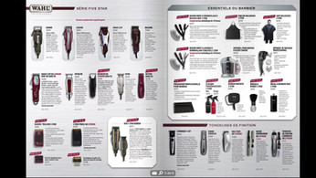 Wahl Catalogue