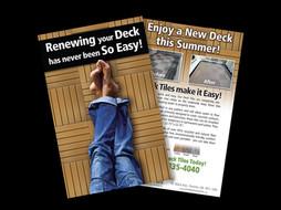 Renew Resources Deck Tiles