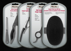 Wahl Pet Backing Cards