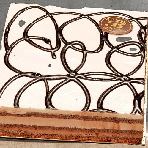 3 chocolats 6 pers
