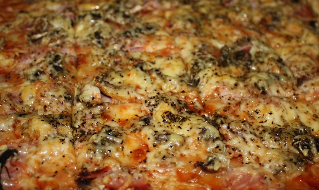 pizza fromage