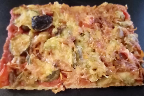 pizza composee
