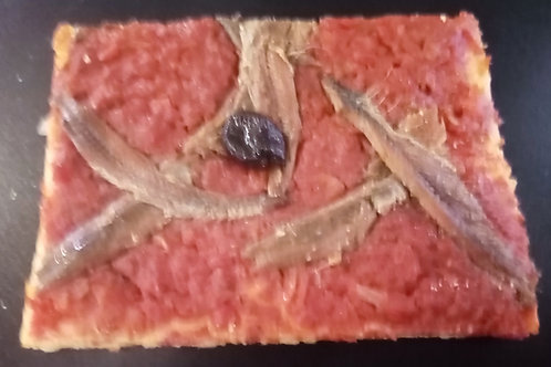 pizza anchois