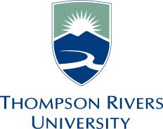 Thomspon Rivers University logo 1