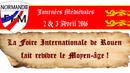 Journées Médiévales à la Foire Expo : on vous ouvre les portes !