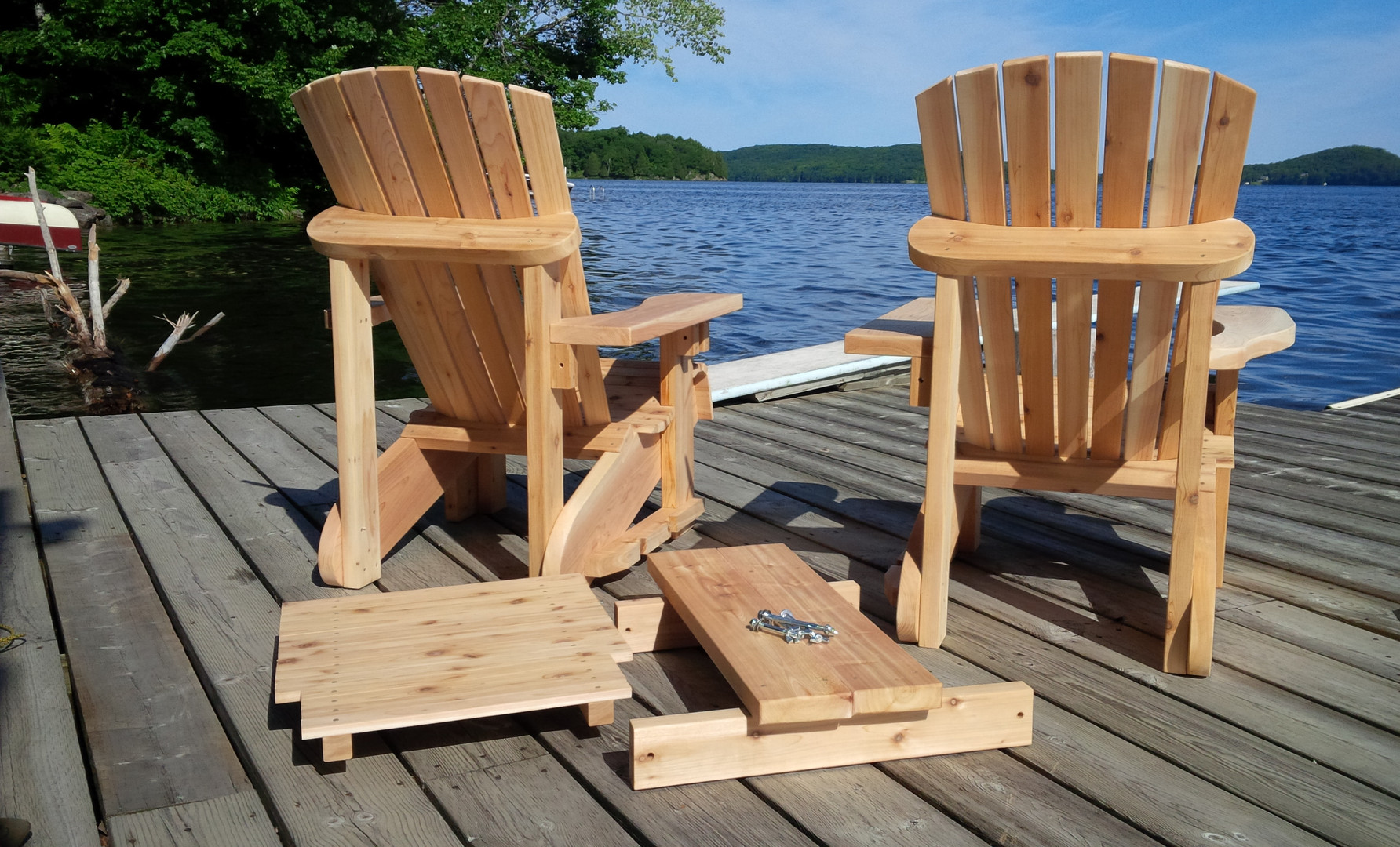 Muskoka Chairs with Table