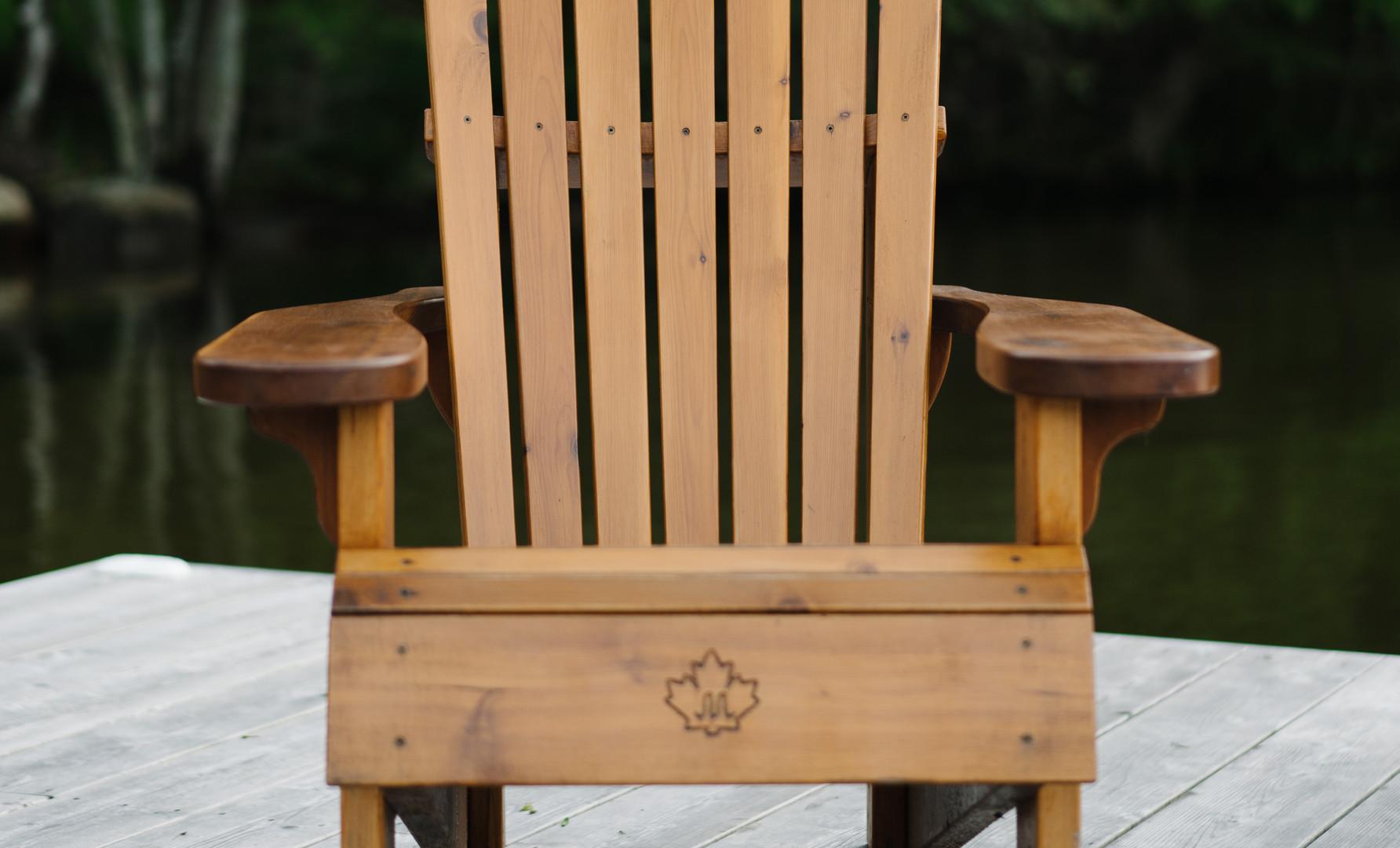 Momma Bear Chair