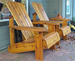 Classic Morton Muskoka Chairs