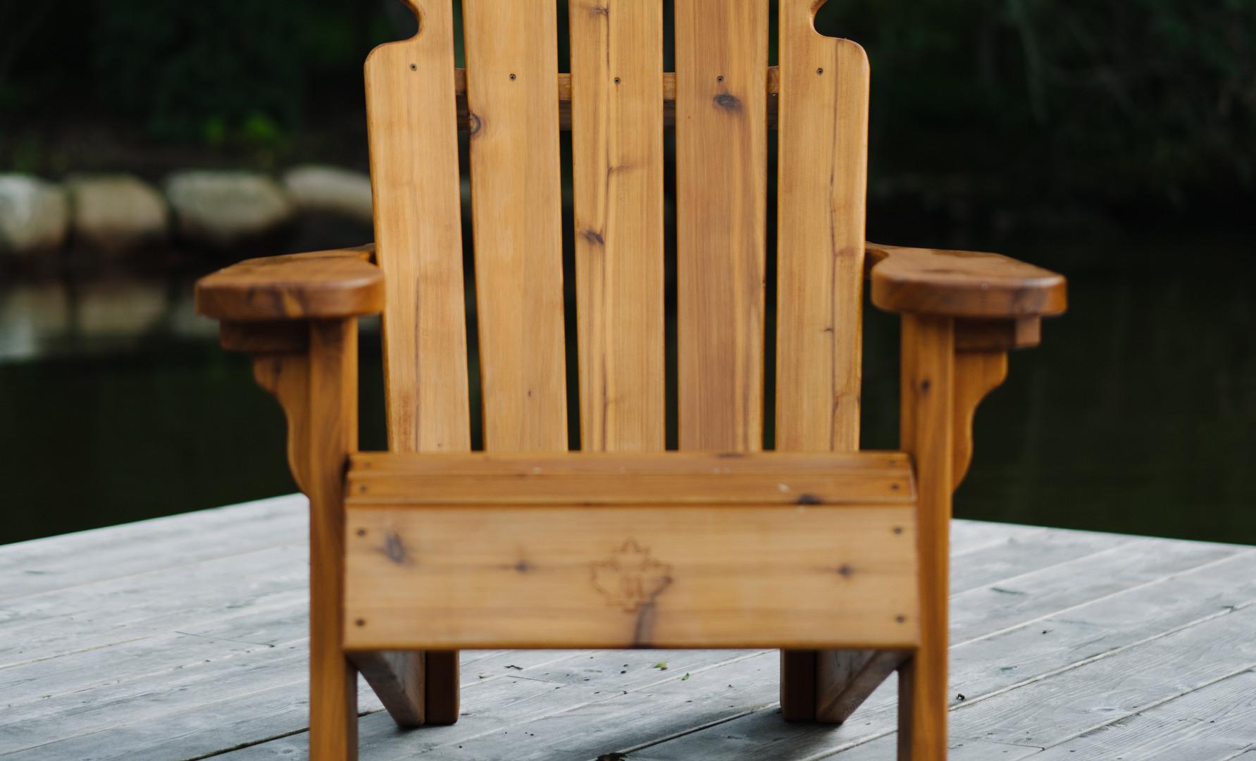 Maple Leaf Chair